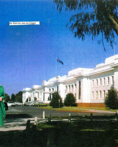Melissa Scott Parliament House Canberra (2020)